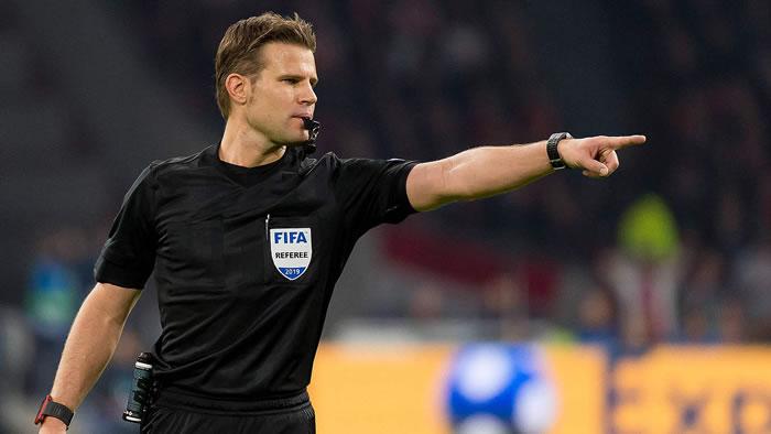 Quanto ganha um árbitro de futebol da Champions League salario arbitro de futebol