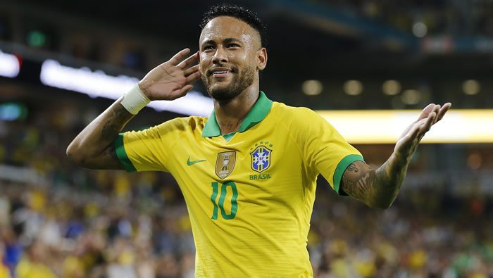 curiosidades sobre neymar seleção brasileira
