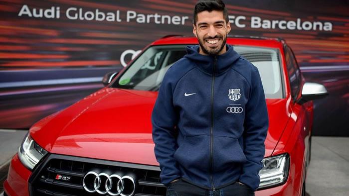 quais os jogadores mais ricos do mundo Luis Suarez